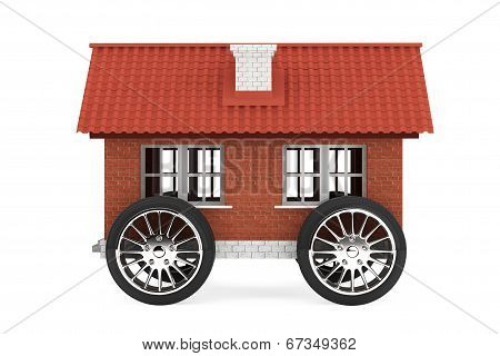 Family House On A Wheels
