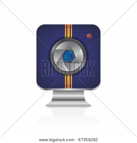 photography camera device button
