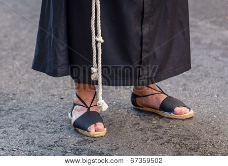 Nazareno Feet