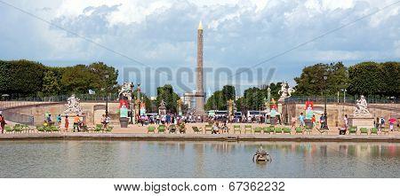 Paris - Tuileries Garden