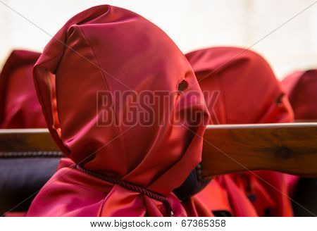 Red Nazareno Head