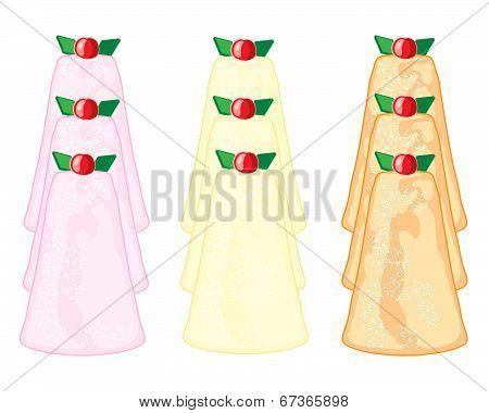 English Madeleine Cakes