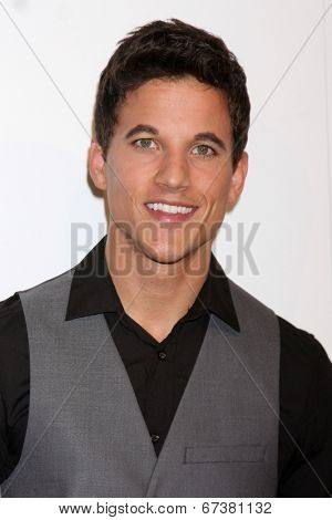 LOS ANGELES - JUN 24:  Mike C. Manning at the 5th Annual Thirst Gala at the Beverly Hilton Hotel on June 24, 2014 in Beverly Hills, CA