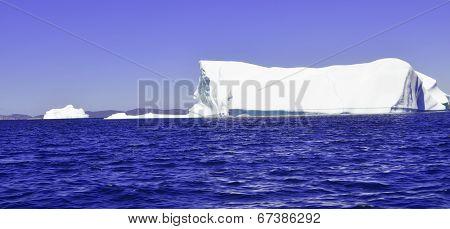 Iceberg, Cape Bonavista Newfoundland and Labrador Canada