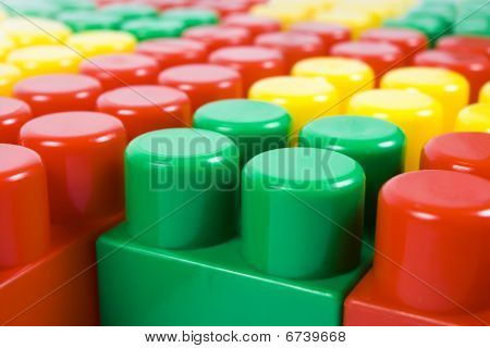Multicolor Block