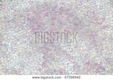 Close Up Silica Gel