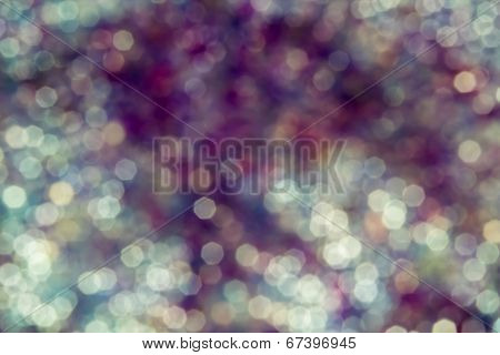 Bokeh Abstract