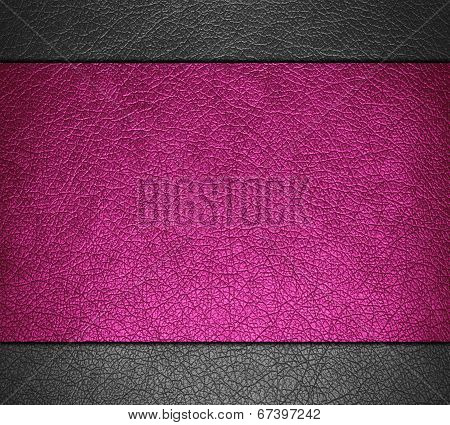 Pink and gray leather texture background