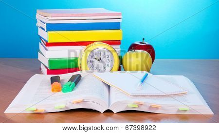Textbooks and supplies
