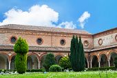 picture of ferrara  - The Monumental Graveyard Of Ferrara City Itay