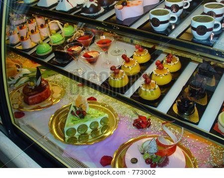Cakes dessert