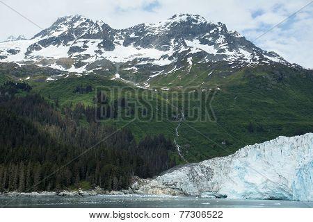 Alaska's Meares Glacier