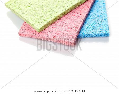 Household Cleaning Sponges