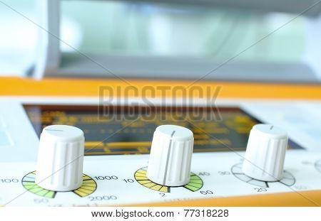 Controllers Of Ventilator