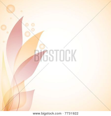 Soft pastel background