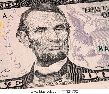 Lincoln On Dollar