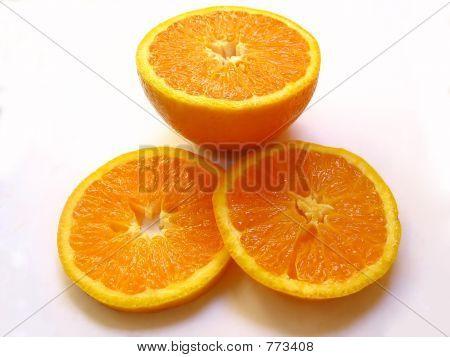 Tasty orange