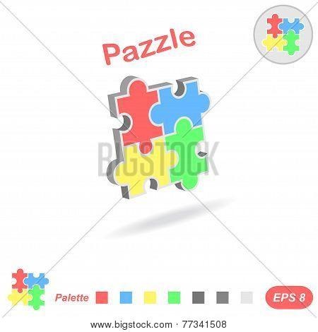 Puzzle Logo Conception