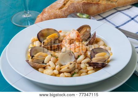 Beans And Clams