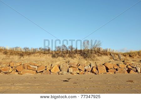 Coastal Erosion Defenses.