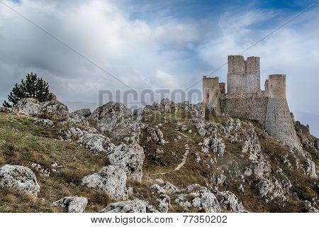 Rocca Calascio Fortress
