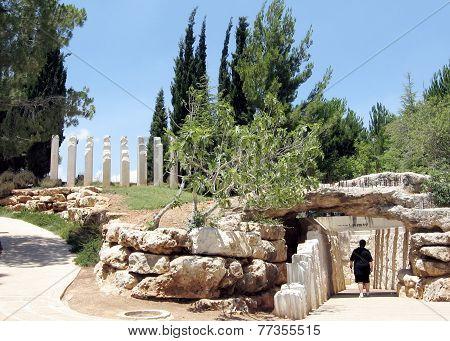 Jerusalem The Yad Vashem 2007