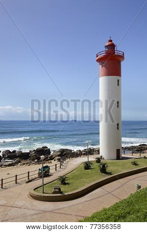 Lighthouse In Umhlanga