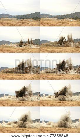 Blast Sequence