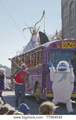 La Zoom Bus Hoilday Spirit