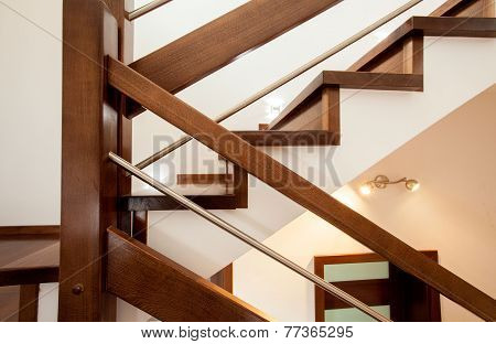Close-up Of Stairs