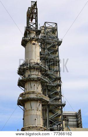 Scrub Tower