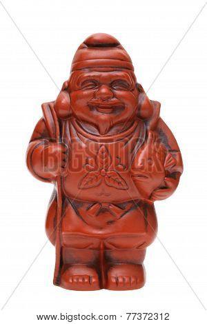 Japanese Ebisu god