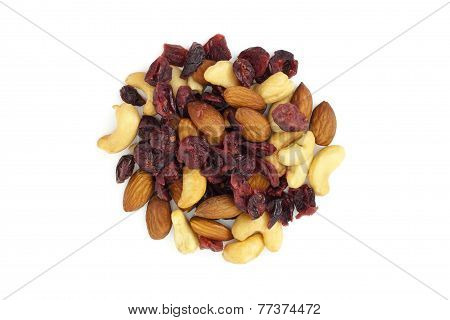Dried Fruit From Above
