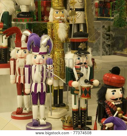 Christmas Decoration Nutcrackers