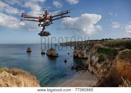 Aerial Cliffs Patrol