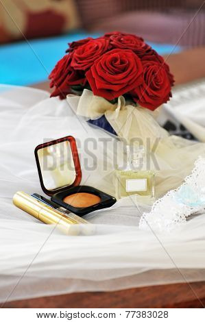 Cosmetics  And Wedding Rings