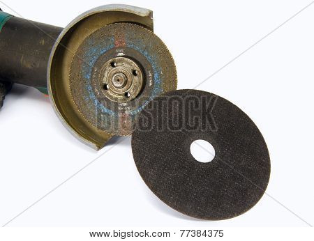Electric Grinding Wheel