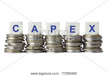 Capex - Capital Expenditure