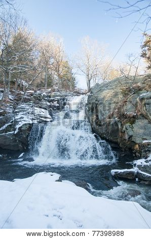 Connecticut Waterfall