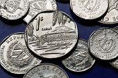 image of pesos  - Coins of Cuba - JPG