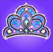 image of tiara  - illustration tiara crown women - JPG