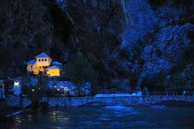 foto of sufi  - Sufi Monestary in Blagaj - JPG