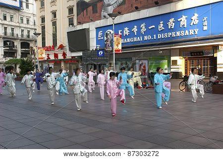 Shanghai Tai Chi