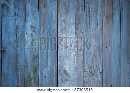 painted wooden background, vector