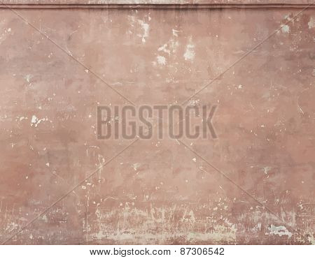 old grungy texture, concrete wall, vector