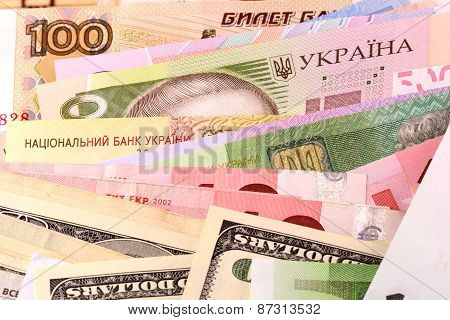 European Money, Ukrainian Money