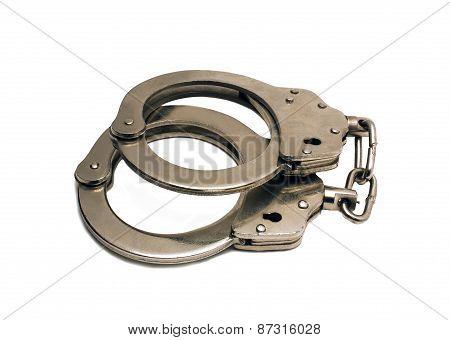 Steel Handcuffs