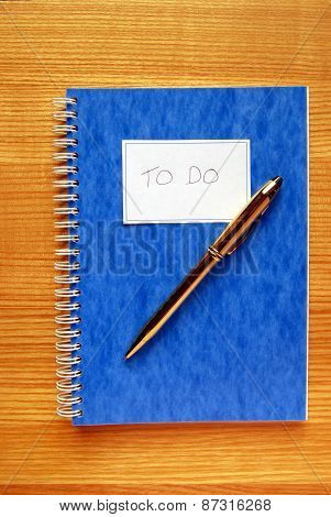 A Whole Book of 'To Do'