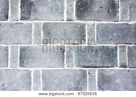 Old Brick Wall Pattern Background