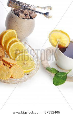 Cup Of Tea With Lemoncup Of Tea With Lemoncup Of Tea With Lemonc